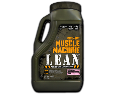 Grenade Muscle Machine Lean